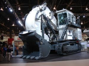 Liebherr 9800 Mining Excavator
