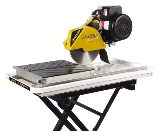 tile saw rent
