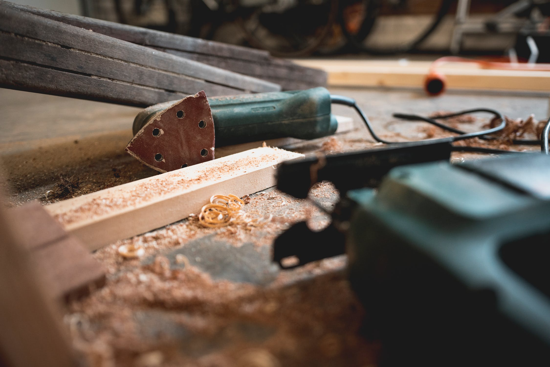 Electric sander hire services in London