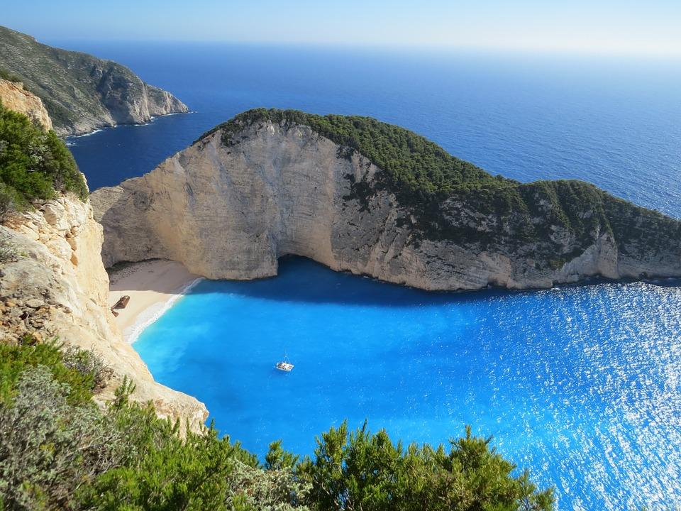 Treasures found in Greece