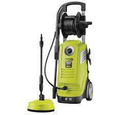 Hire this pressure washer